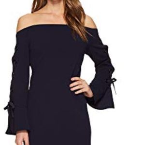 NWT Navy Vince Camuto dress